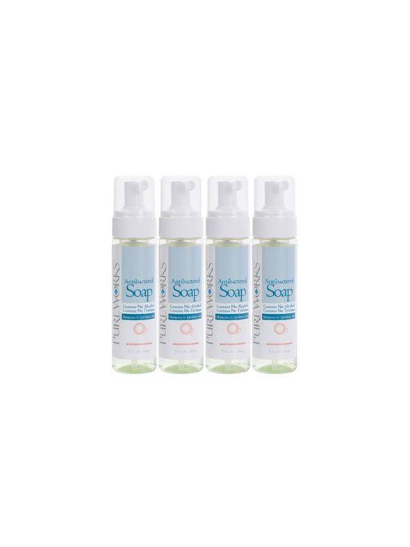 Case of four 7oz Antibacterial Soap