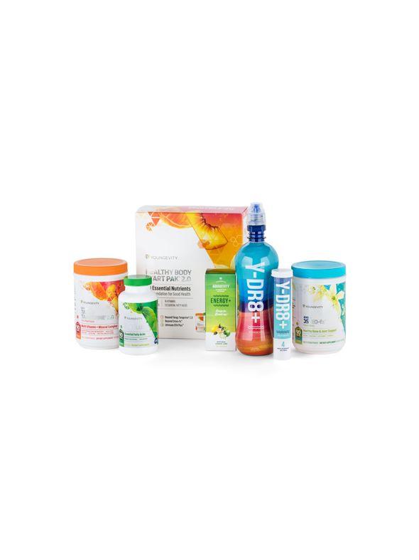 Aquagevity Healthy Body Start Pak 2.0