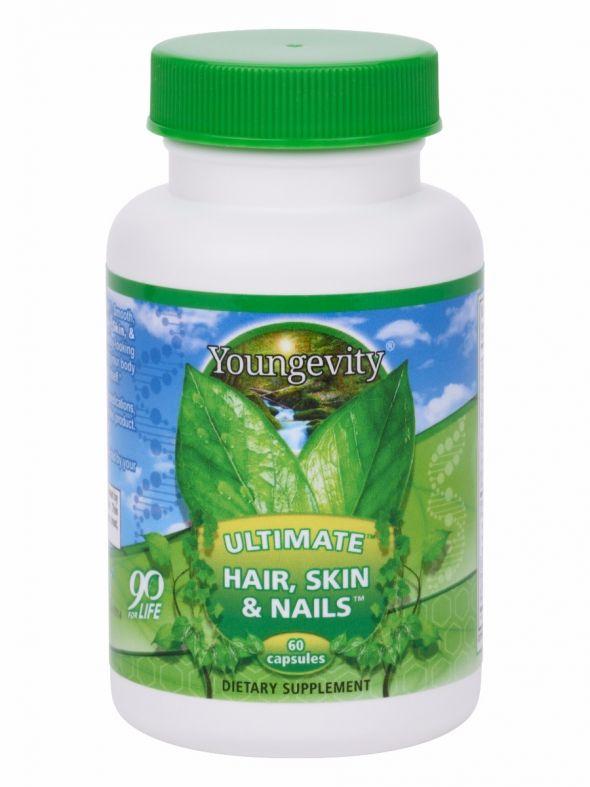 Hair Skin and Nails Formula™ - 60 capsules