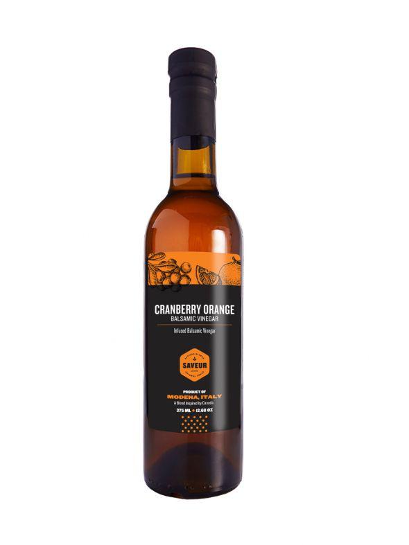 Cranberry Orange Balsamic Vinegar