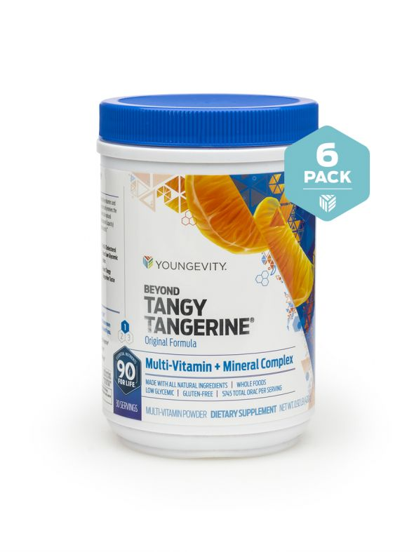Beyond Tangy Tangerine® (6 Pack)