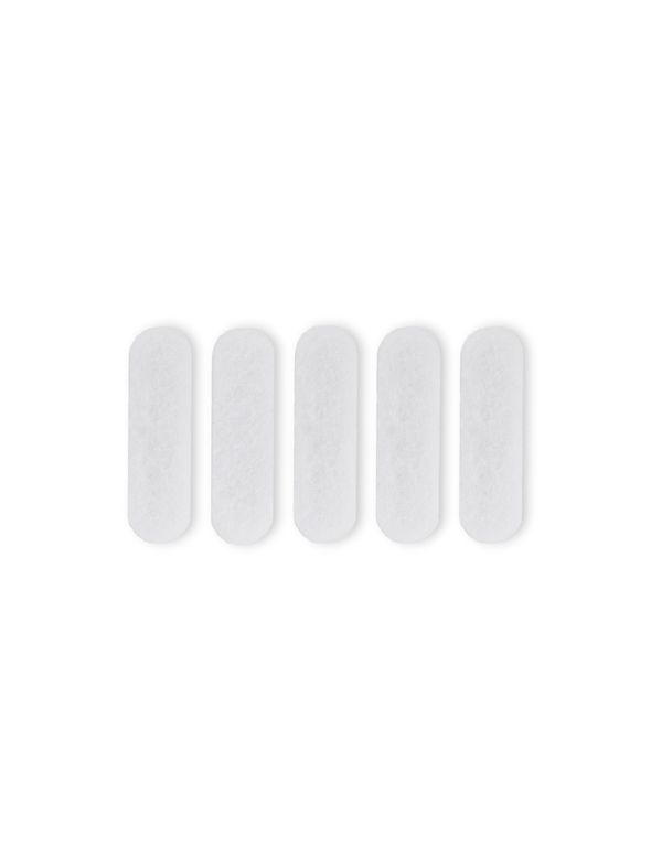 Infinity Oval White Scent-able Coin - 5 Pack