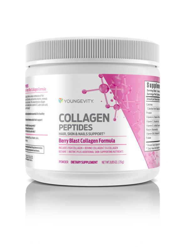 Collagen Peptides Hair, Skin & Nail Support