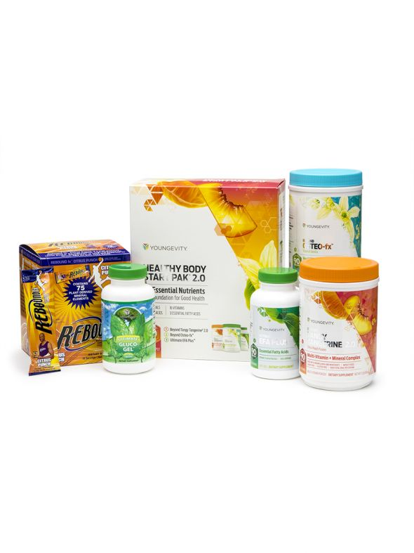 Healthy Body Athletic Pak™ 2.0