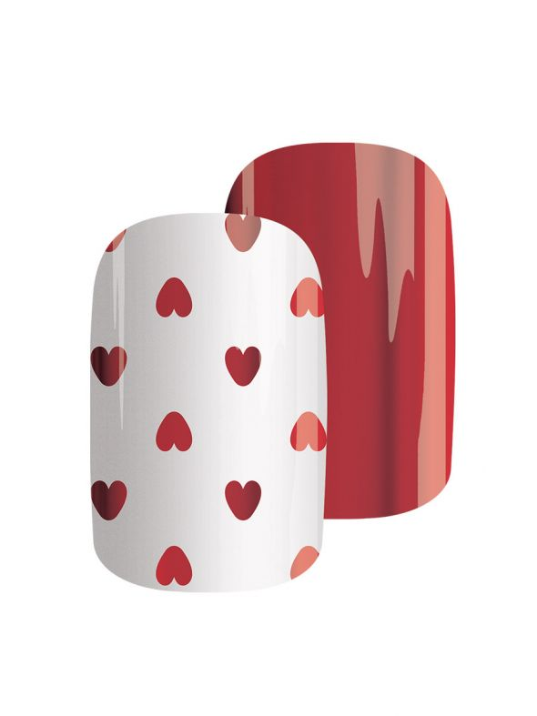 Heart Beats - Gel Strip
