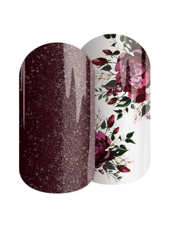 Berry in Love - Lacquer Strip