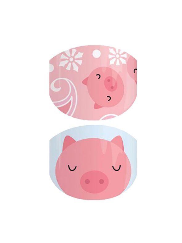 When Pigs Fly Jr - Nail Wrap