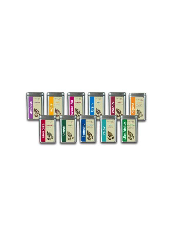 Wellness Tea Tin Collection (11)