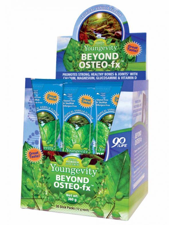 Beyond Osteo-fx™ Powder Stick Pack - 30 Count Box