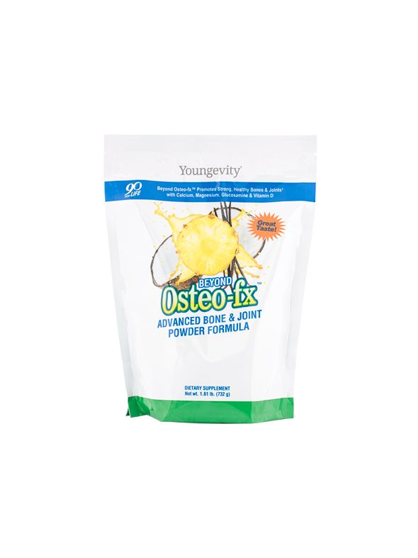 Beyond Osteo-fx™ Powder - Gusset Bag (732g)