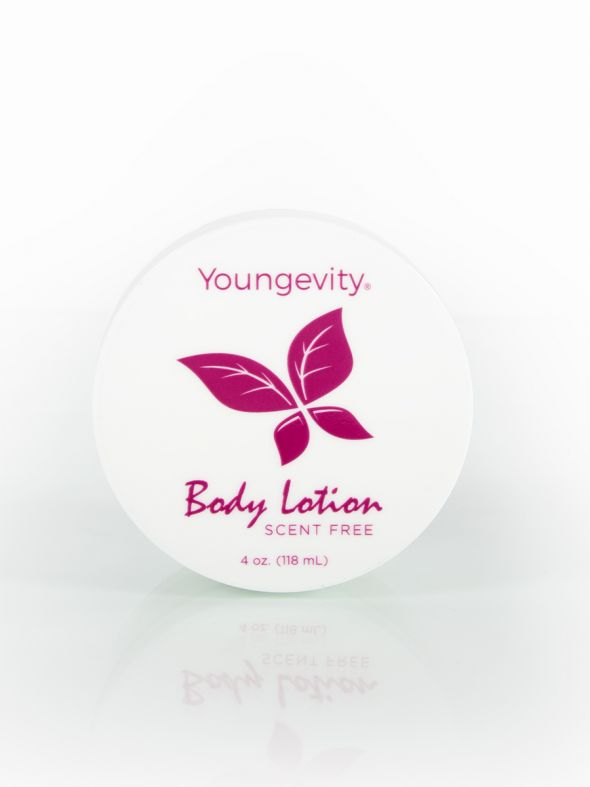 Body Lotion - Scent Free 4 oz