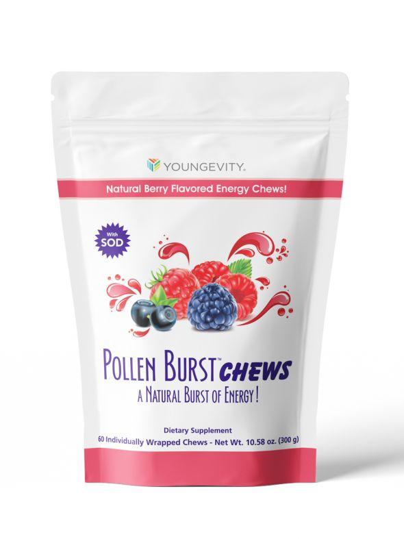 Pollen Burst™ Chews